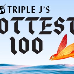 """The world's greatest music democracy"" aka Triple J's Hottest 100 countdown"